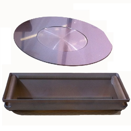 CVD-SiC Semiconductor Wafer Carrier Wafer Susceptor CVD Silicon Carbide