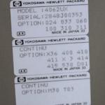 Agilent 4062UX Semiconductor Parametric Test System 2848J00353-4 (1)