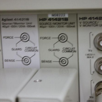 Agilent 4062UX Semiconductor Parametric Test System 2848J00353-4 (3)