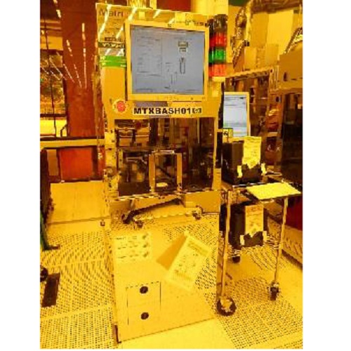 Matrix Bobcat 209S Asher semiconductor process equipment