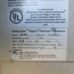AG Associates Heatpulse 8108 RTA-1C96187 (11)
