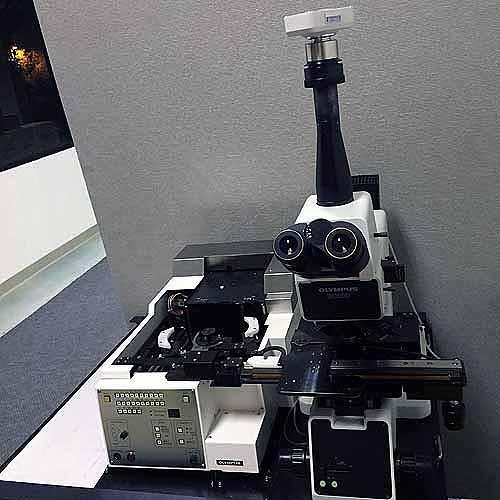 Olympus MX50A-F with Al100-L6