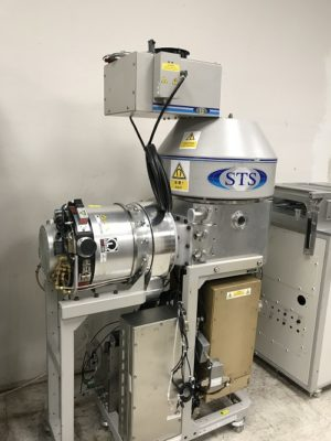 STS Multiplex ICP Bosch Process-8 inch