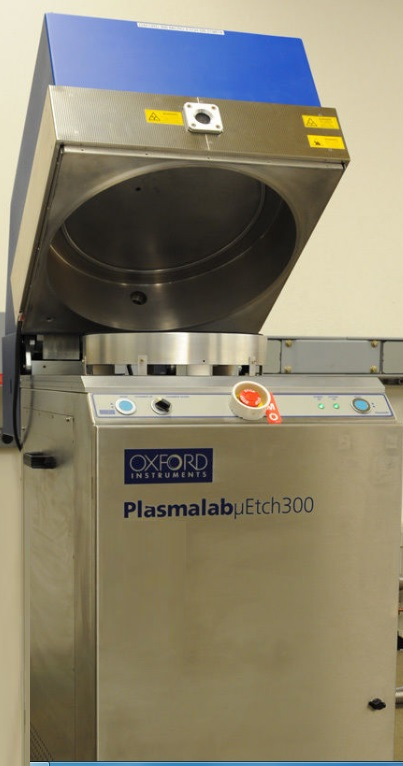 Oxford Plasmalab 300 Reactive Ion Etch RIE System