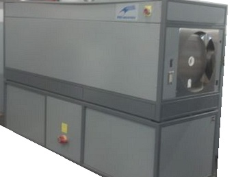 MRL Furnace MRL 300mm 3 Zone Single Tube Semiconductor Furnace