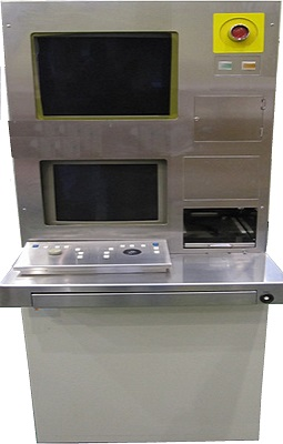 Jeol JWS-7515 wafer inspection system