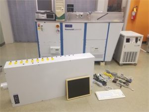 Oxford PlasmaLab System 133+ RIE Reactive Ion Etcher