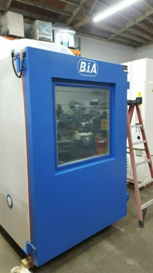 Bia Climatic Environmental Chamber, Model CLO300