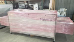 Schmid Conveyor Oven 4k14-62C26-4A