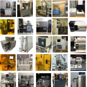Semiconductor Equipment for University at low cost