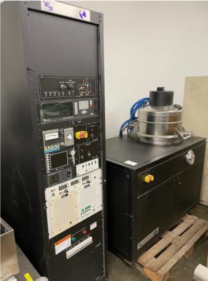 TES FC-1800 Load Locked E-Beam Evaporator