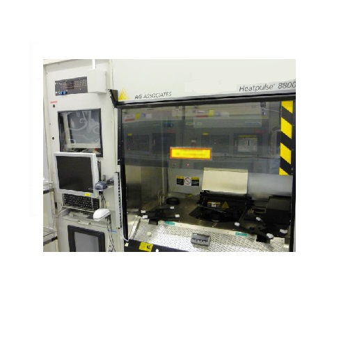 AG Associates Heatpulse 8800 Rapid Thermal Annealing Equipment