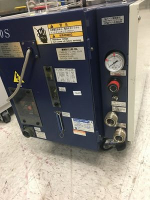 Ebara A10S Dry Pump with Controller